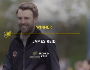 Reid scoops 'Coach of the Year' Award