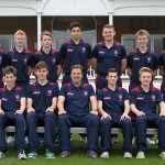 Cricket - Kent Academy Scholars - The Spitfire Ground, St Lawrence, Canterbury, England