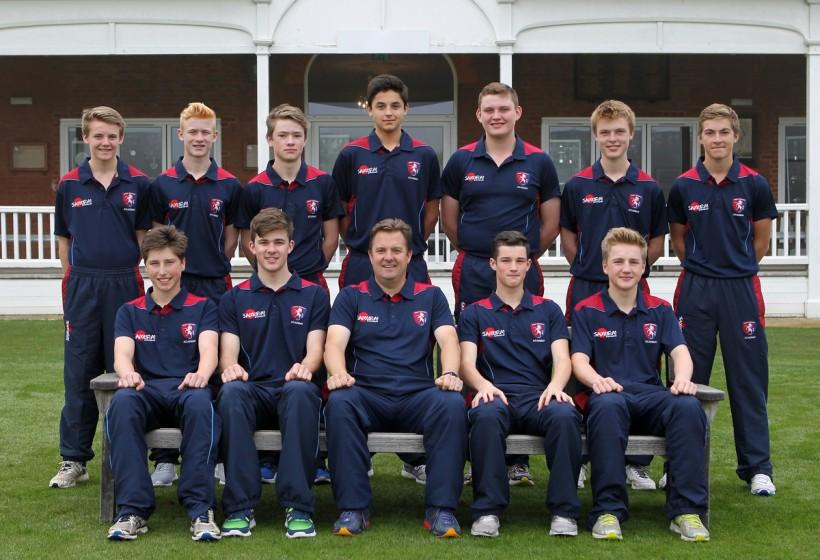 Academy scholars prepare for 2016 season at the ICC Academy