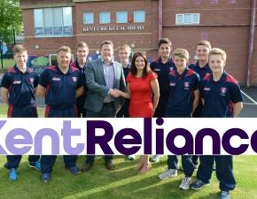 Kent Reliance becomes new Kent Cricket Academy programme sponsor
