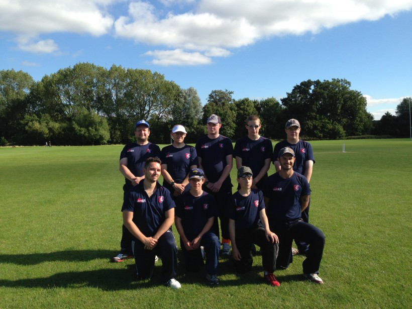 The British Blind Sport Primary Club BBS Final Heading for Kent