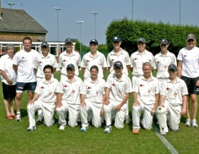 Kent win the 2011 Women's County Championship