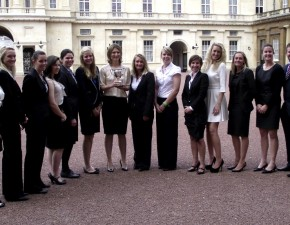 Royal engagement tops off great season for Kent women