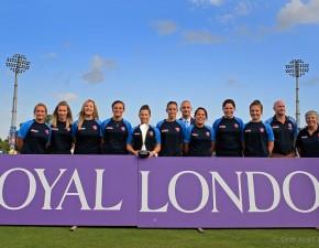 Kent Women's Cricket Team 2014 averages
