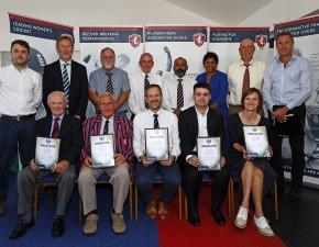 Kent Cricket honours volunteers through Grassroots Cricket Awards