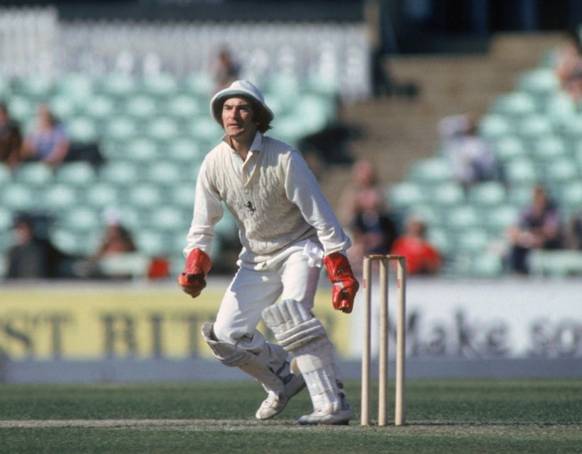 Kent Cricket in conversation with Alan Knott MBE