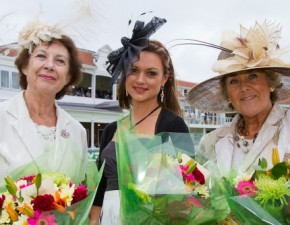 Canterbury Week Ladies' Day – Fashion on the Outfield