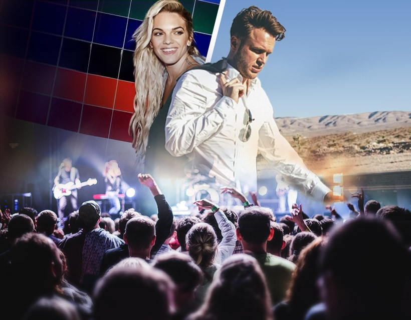 Louisa Johnson to support Olly Murs at Spitfire Ground concert