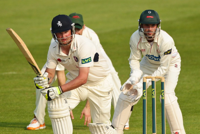Key named Kent Cricket Captain for the 2014 season