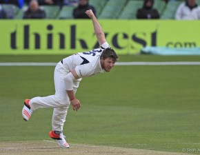 Northants v Kent: Late strikes from Coles lead fightback