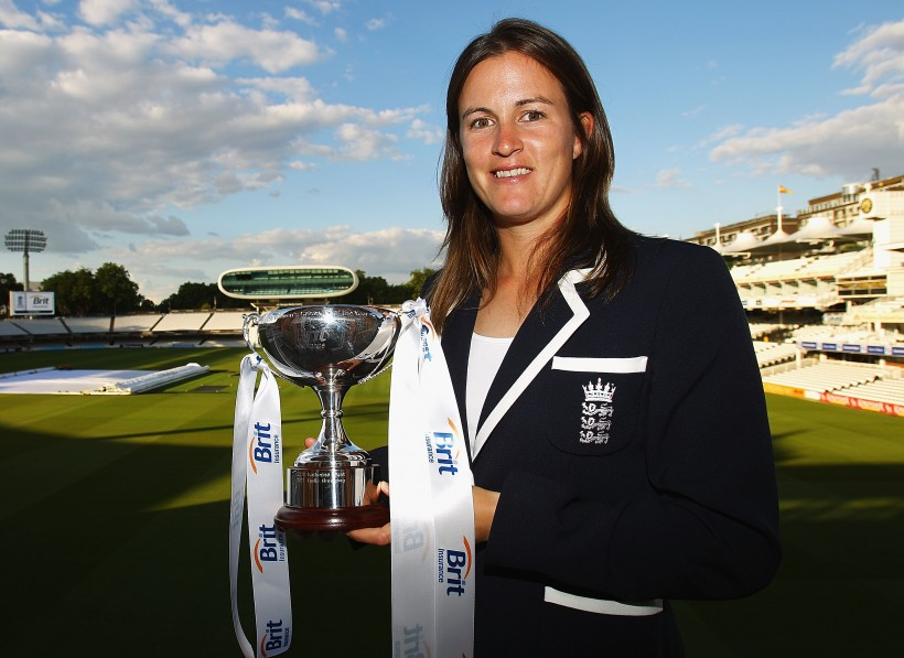 Lydia Greenway named Women's Cricketer of the Year