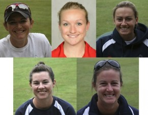 Five Kent women included in England women's squad for South Africa tour