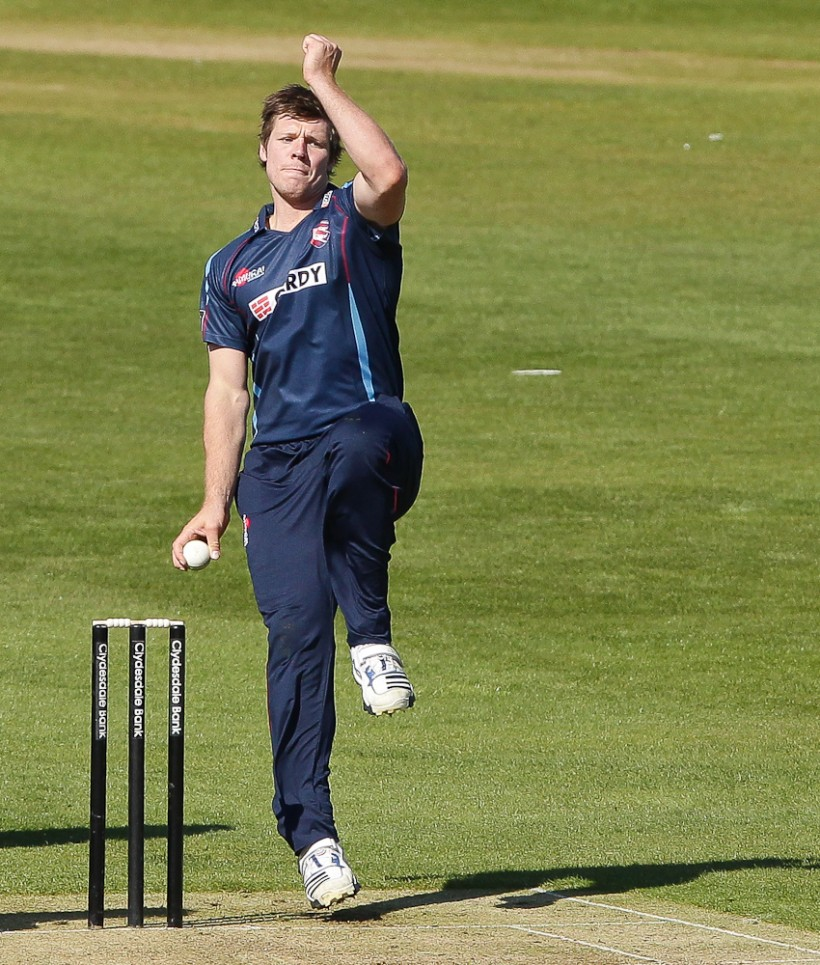Kent name team to face Glamorgan in two-day friendly