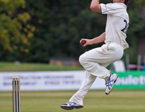 Kent v Middlesex LV=CC: Day Two