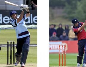 Martin van Jaarsveld and Joe Denly leave Kent County Cricket Club