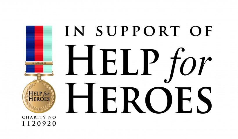 Kent cricketers support Help for Heroes