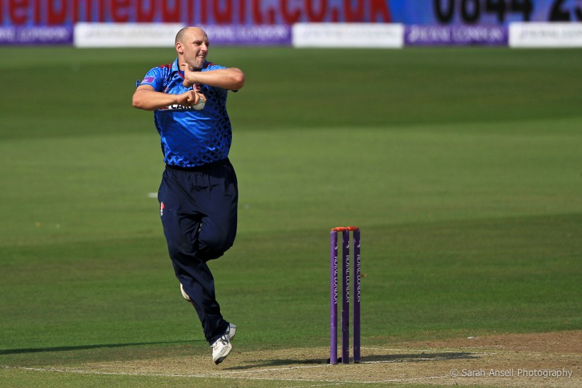 James Tredwell extends Kent Cricket contract