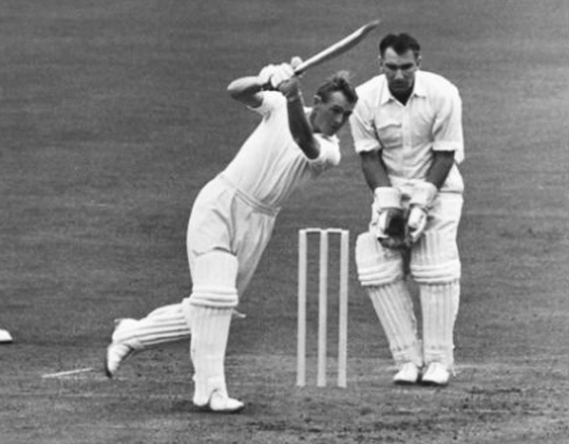 Former Kent and England opener Peter Richardson dies