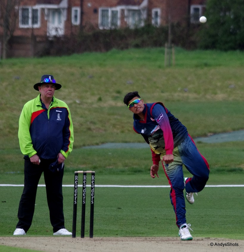 Qayyum takes eight wickets in South Africa