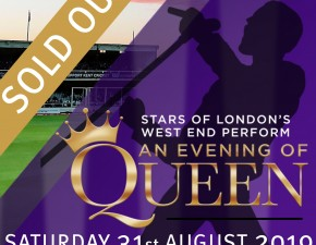 An Evening of Queen is SOLD OUT