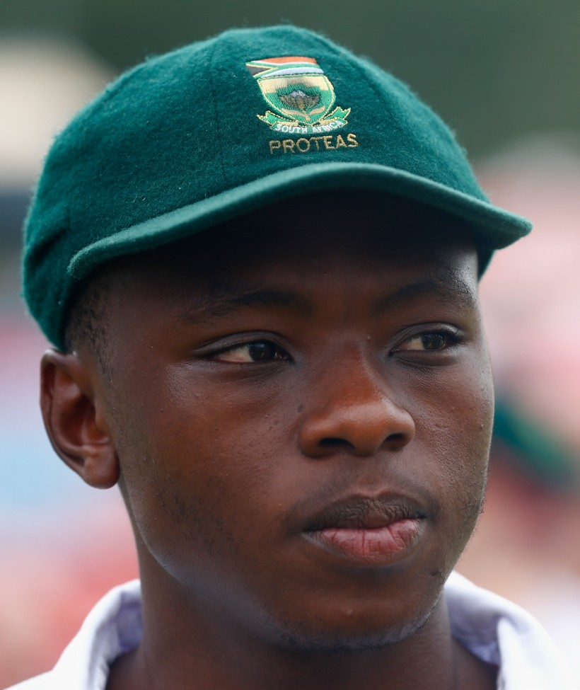 Rabada to follow in footsteps of great South Africans at Kent