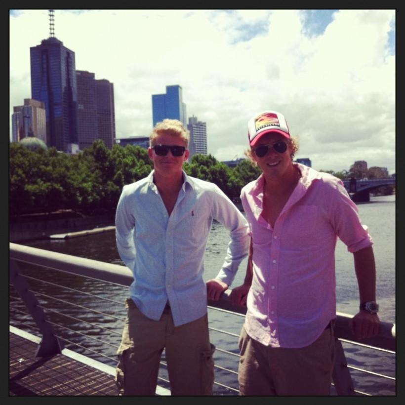 Sam Billings' Australia Blog, February 2013
