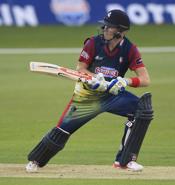 Billings receives England Lions call-up