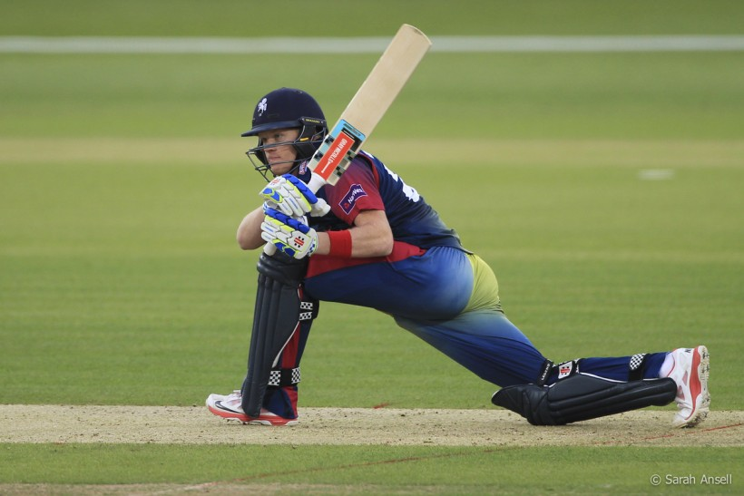 Sam Billings in England Performance Squad