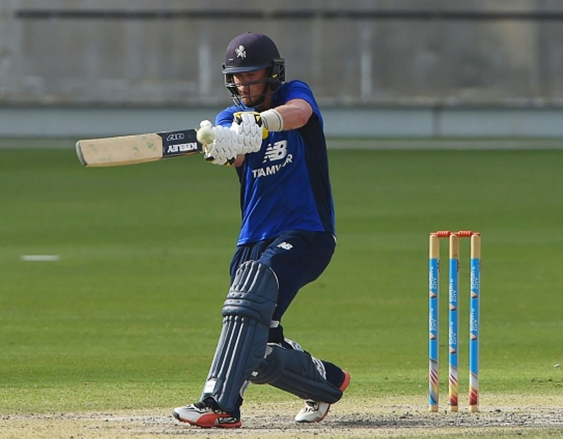Northeast smashes century as South seal series win v North