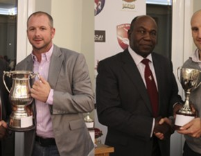 Kent Cricket End of Season Awards Night