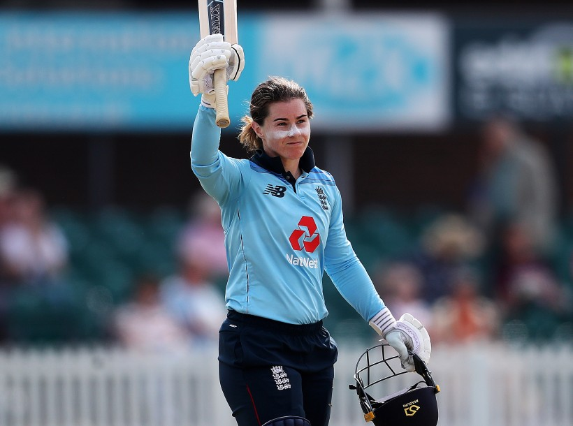 Beaumont ton in vain for England