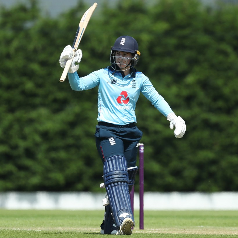 Beaumont excited for Spitfire Ground WODIs