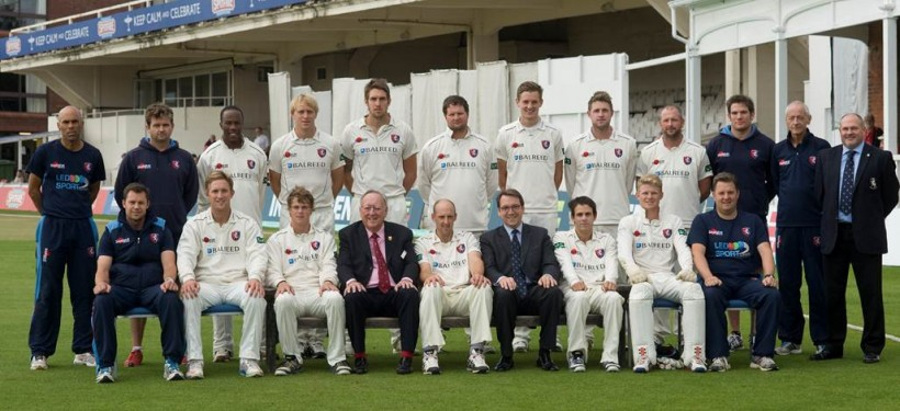The Year of the Cat – Bob Bevan MBE reflects on his year as Kent Cricket President