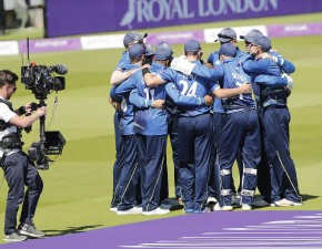Spitfires lose One-Day Cup final at Lord's