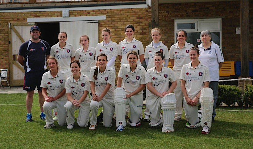 Unbeaten Kent Women name Squad for match at The Spitfire Ground, St Lawrence