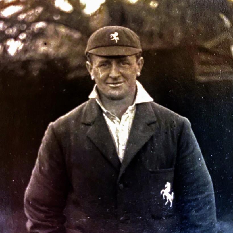 Long Read: Wally Hardinge, Kent's cricketer and footballer