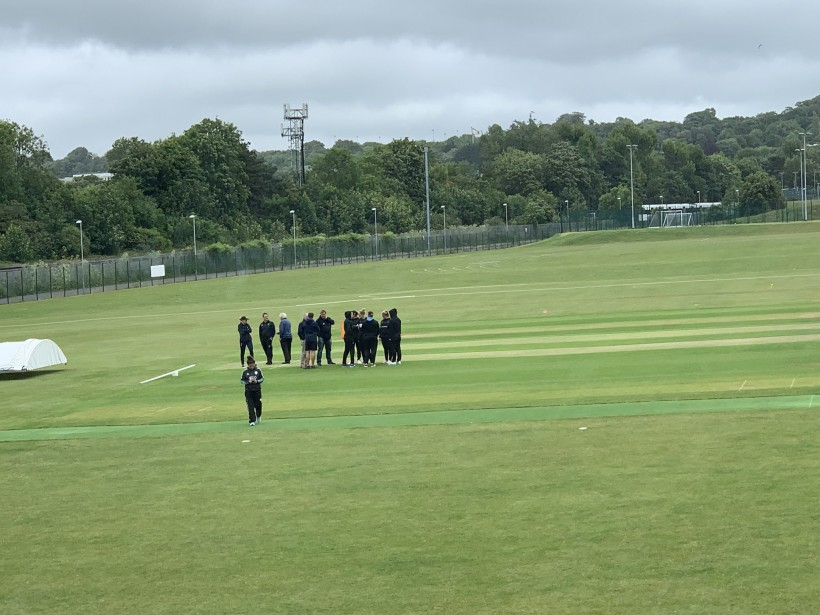 Kent Women T20s rained off