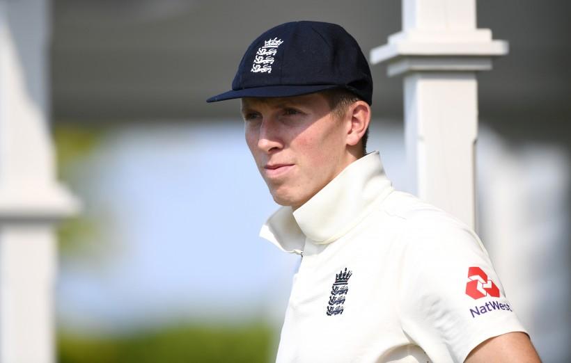 Crawley to make Test debut